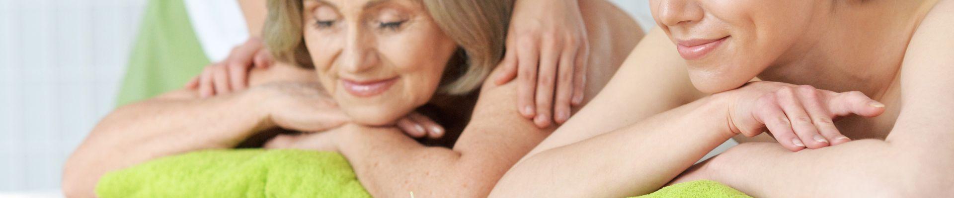 Wellness für Frauen