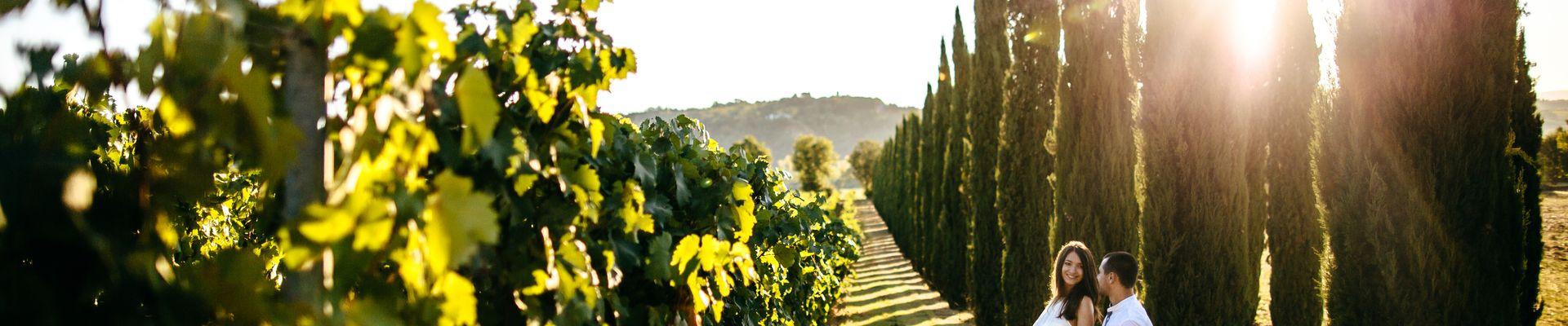 Romantische Hotels in der Toskana