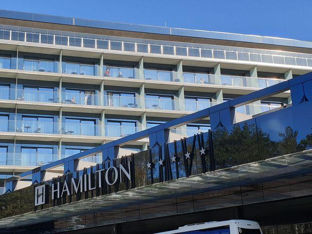 Hamilton - Hotel
