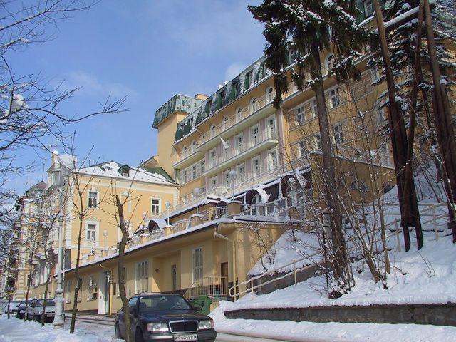 Danubius Spa Hotel Vltava