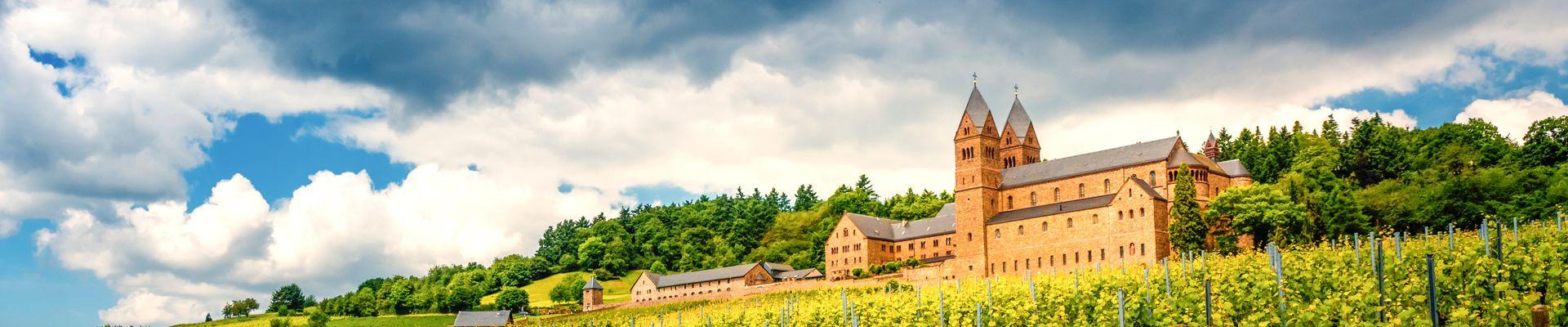 Kurzurlaub in Hessen