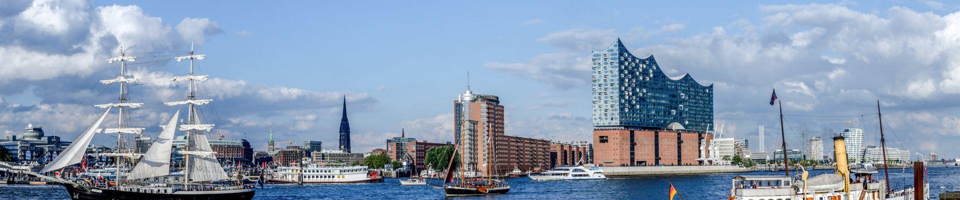 Städtereisen nach Hamburg