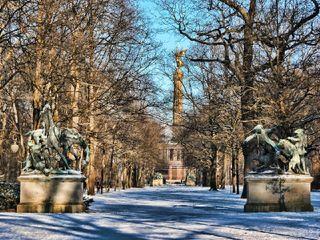 Winterzauber in Berlin